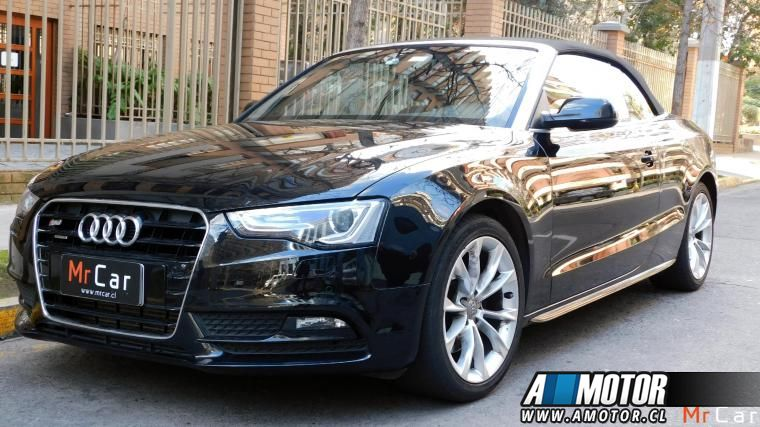 AUDI A5  2.0 T CABRIOLET 2016
