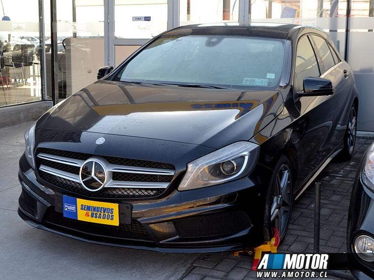 MERCEDES BENZ A 200  A200 BLUEEFFICIENCY AUT 2013