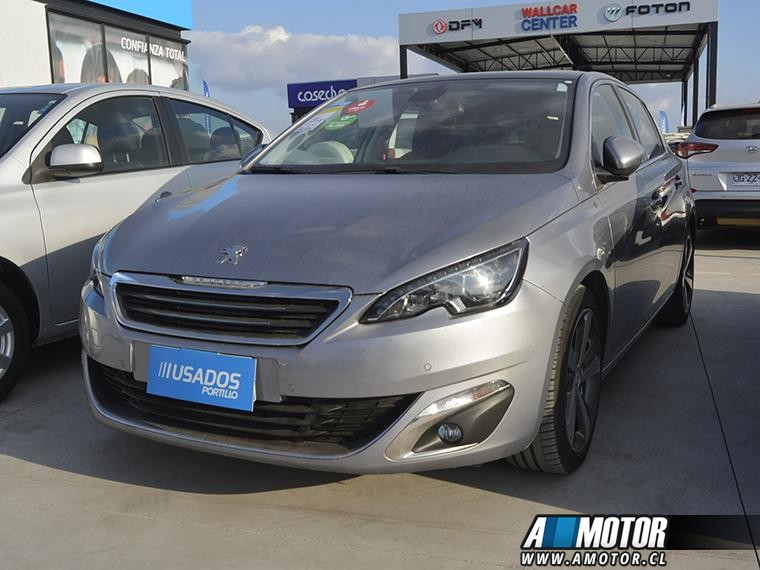 PEUGEOT 308 Feline 1.6 BlueHDi 120HP EAT6 2017