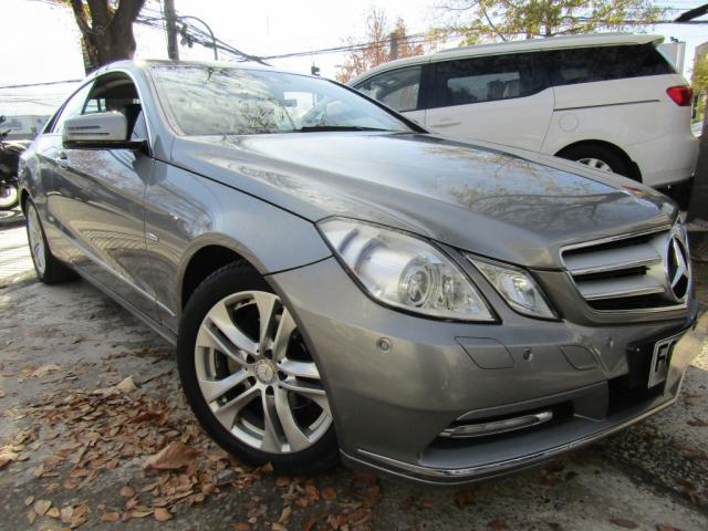 MERCEDES BENZ E 200  Coupe Elegance 1.8 Turbo 2013