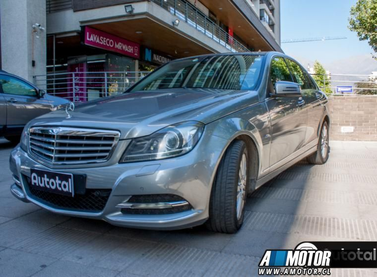 Las Condes MERCEDES BENZ C 200  BLUE EFFICIENCY ELEGANCE RADIO COMAND 2012 10190000