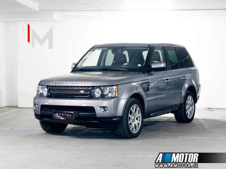 Lo Barnechea LAND ROVER RANGE ROVER V6 3.0 DIESEL 4X4 IMPECABLE 2013 16990000