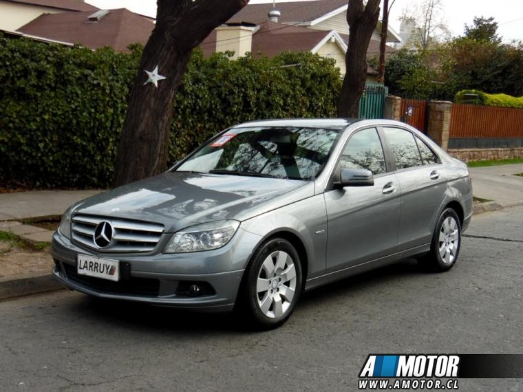 Las Condes MERCEDES BENZ C 180  CGI Bluee Efficiency 1.8 Aut 2011 8900000