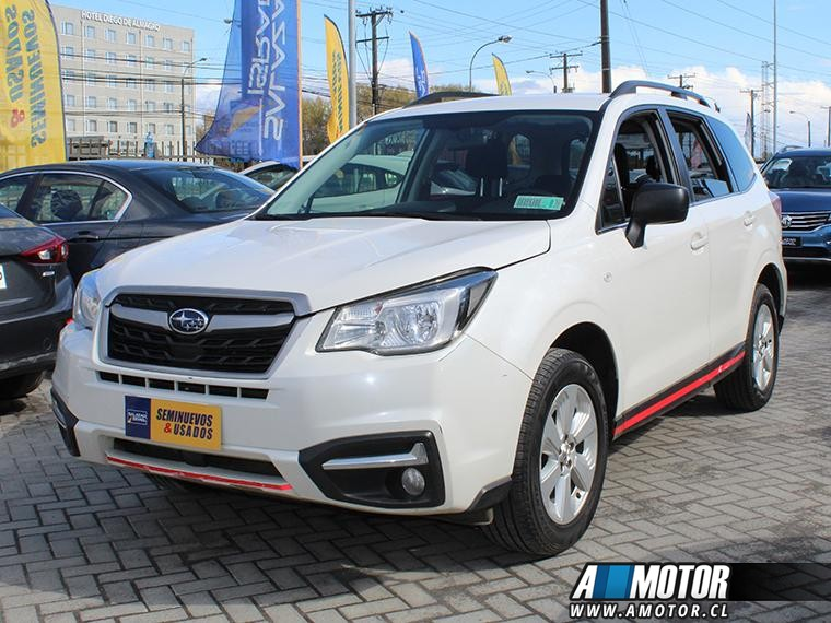 Temuco SUBARU FORESTER  FORESTER AWD 2.0 2017 11590000