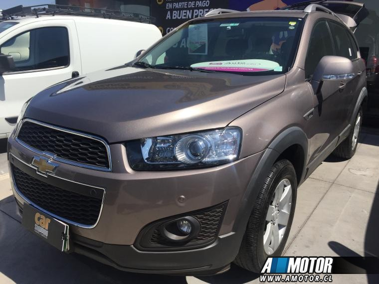 Cerrillos CHEVROLET CAPTIVA  2.4 MT AC 2016 11390000