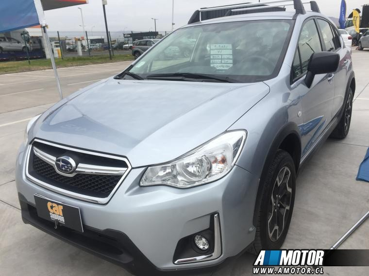 Cerrillos SUBARU XV  1.6 AT 2017 10490000