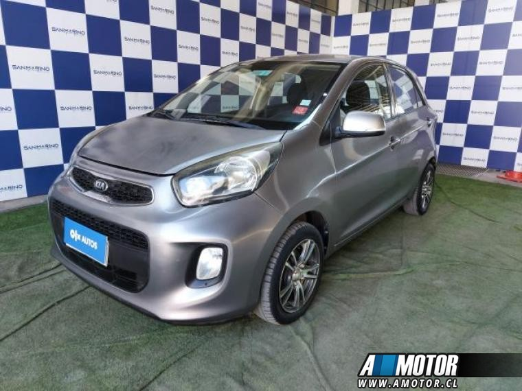Cerrillos KIA MORNING  1.2 EX DAB 5MT 2016 5990000