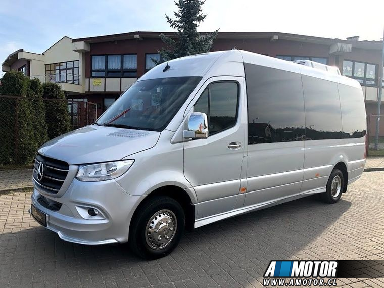MERCEDES BENZ 500 Sprinter 516 Entrenador 16 + 1 + 1 2017 16000000