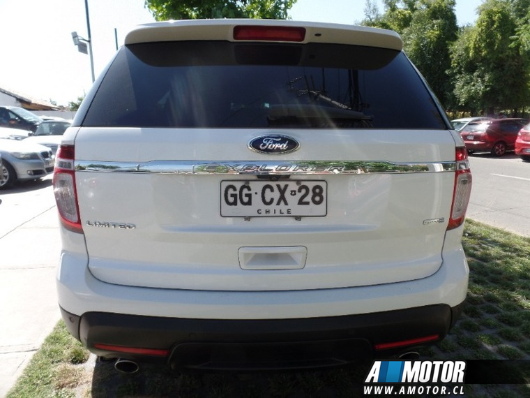 Venta de Auto usado en  FORD EXPLORER  ECOBOOST 3.5 AT 4WD LIMITED 2014 8350000 1