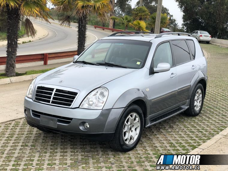 SSANGYONG REXTON  xdi full Limited 2008 7700000