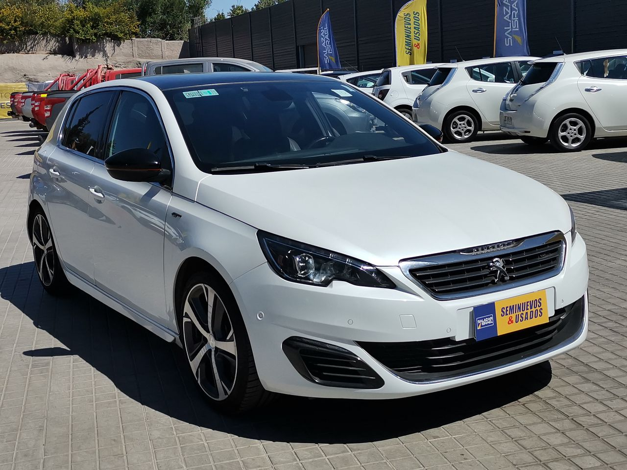 Cerrillos PEUGEOT 308 308 GT BLUEHDI 2.0 AT 2017 16090000