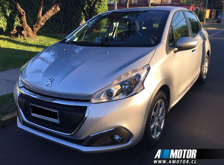 PEUGEOT 208 HDI 68 H Active Pack 2016 7990000