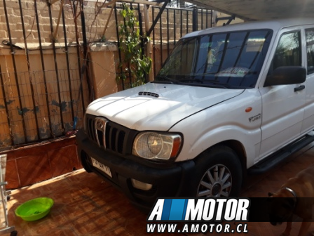 MAHINDRA PIK UP  Doble cabina 2013 4600000
