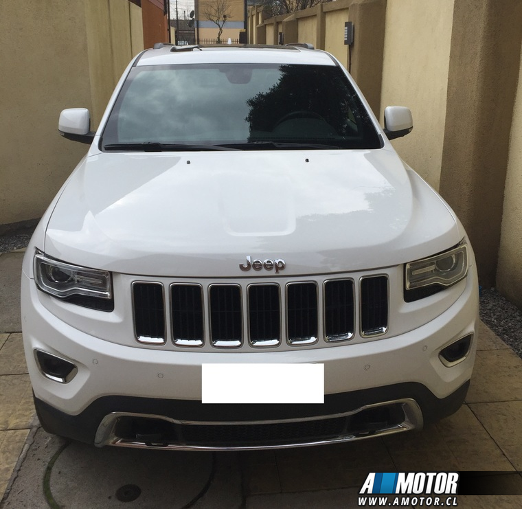 Chillán JEEP GRAND CHEROKEE  limited 4x 2016 25000000