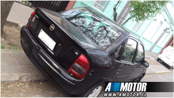 Independencia CHEVROLET CHEVY  TAXI II PWR 1.6 AC 2007 1800000
