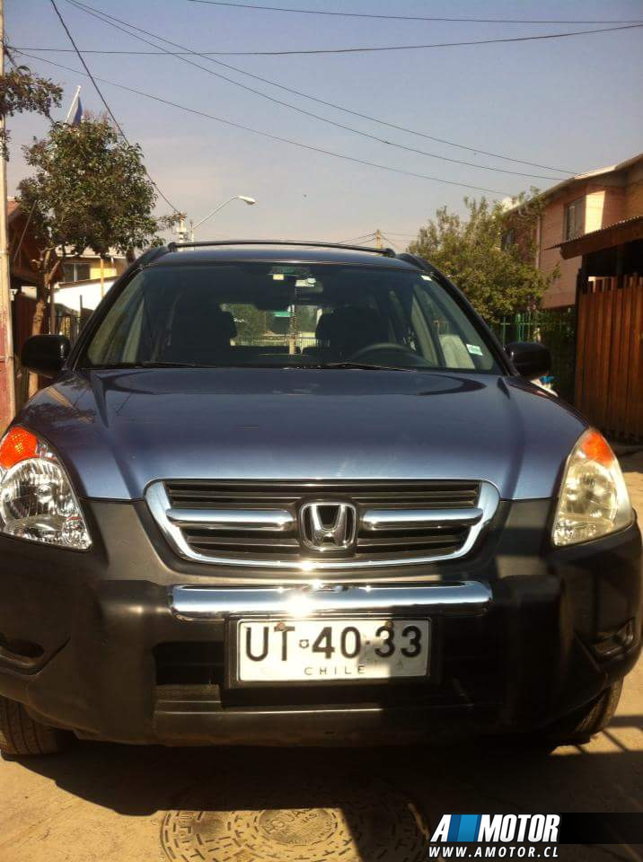 HONDA CR-V  full 2002 4000000