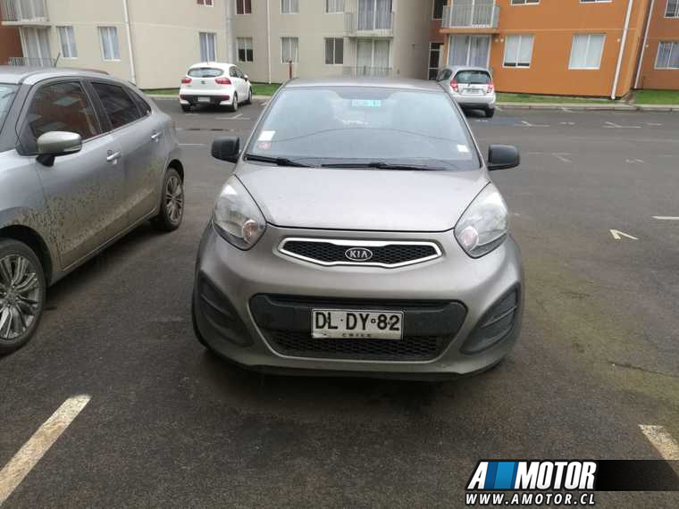 KIA MORNING  LX 1.0 2012 3700000