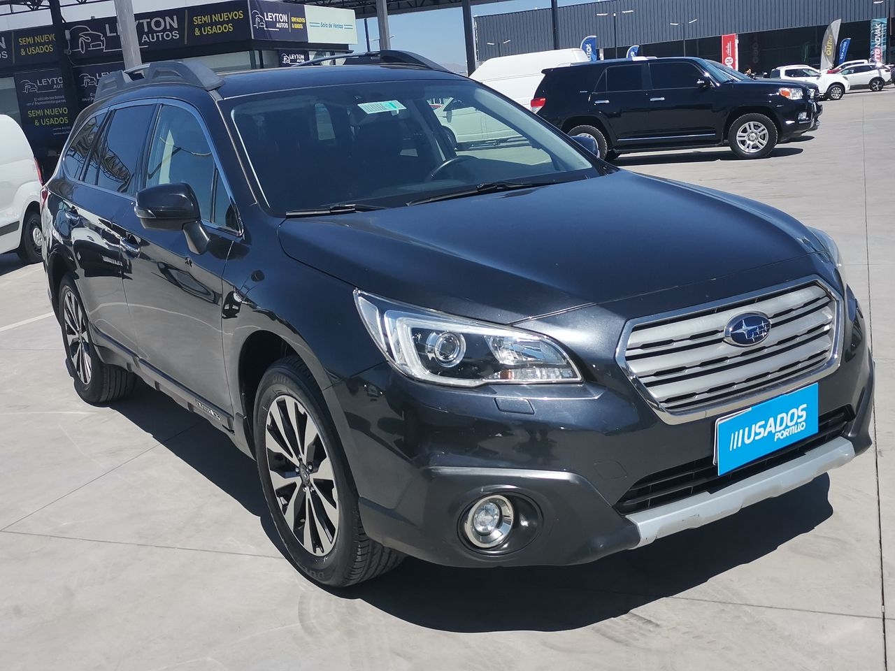 Lo Barnechea SUBARU OUTBACK  ALL NEW OUTBACK CVT 2.5I 2015 13690000