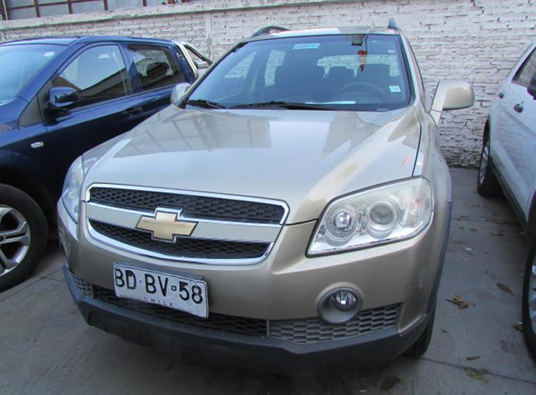 Chevrolet Captiva  Ls  2.4 2008  Usado en Forcenter Usados