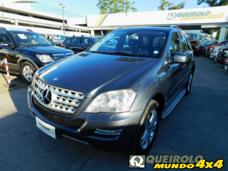 Mercedes benz 3.5 Ml 350 2011  Usado en Mercedes Usados