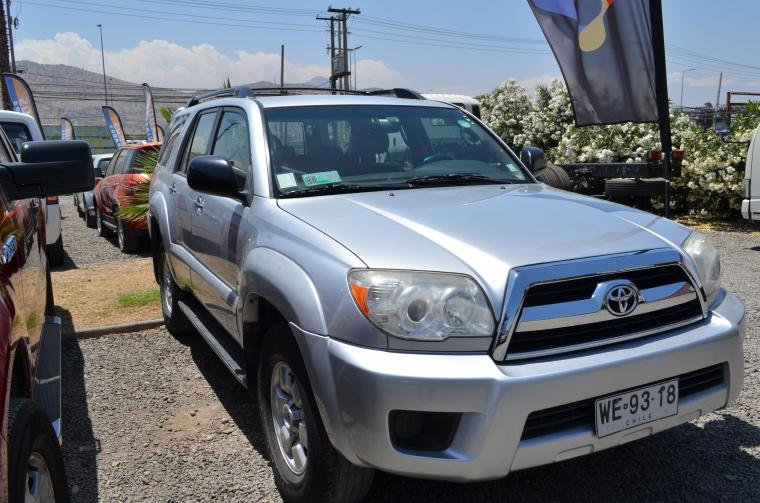 Toyota 4runner  Limited  Sr5 2006