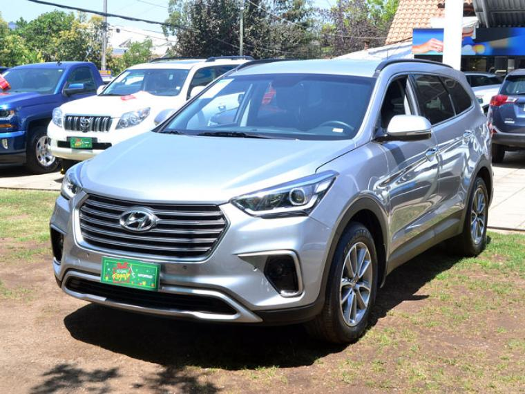 Hyundai Grand Santa Fe Gls 2.2 At 2018  Usado en Automotriz Portillo