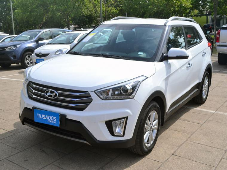 Hyundai Creta Gls 1.6 At 2018  Usado en Automotriz Portillo