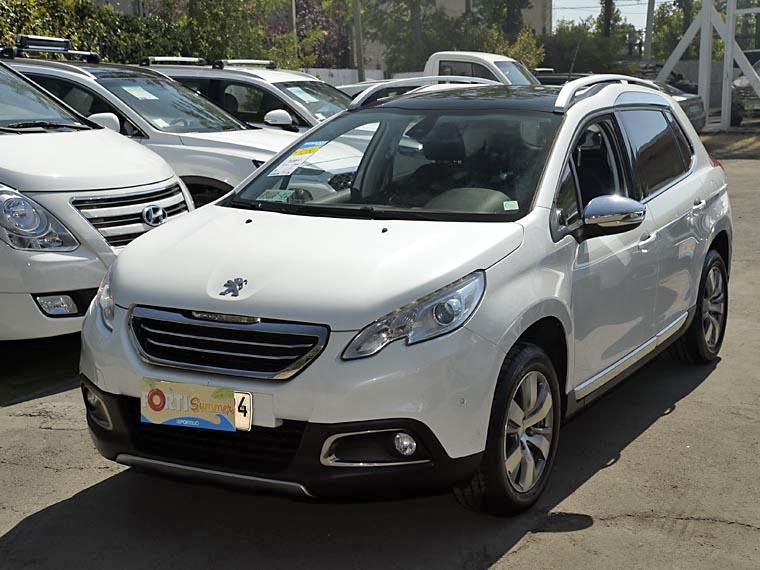 Peugeot 2008 2008 Allure 1.2 Puretech 110hp Eat6 E6 2017  Usado en Automotriz Portillo