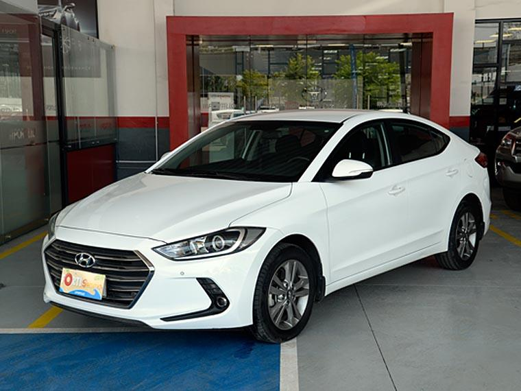 Hyundai Elantra Gls 1.6 At 2017  Usado en Automotriz Portillo