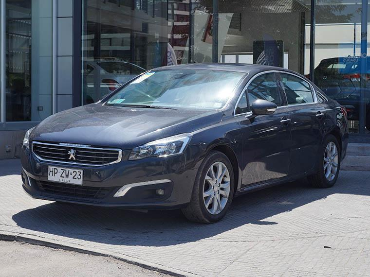 Peugeot 508 Allure Hdi 2.0 At 2016  Usado en Automotriz Portillo