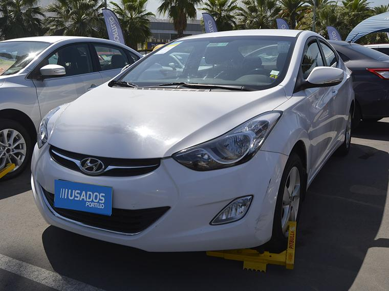 Hyundai Elantra Gls 1.8 At 2014  Usado en Automotriz Portillo