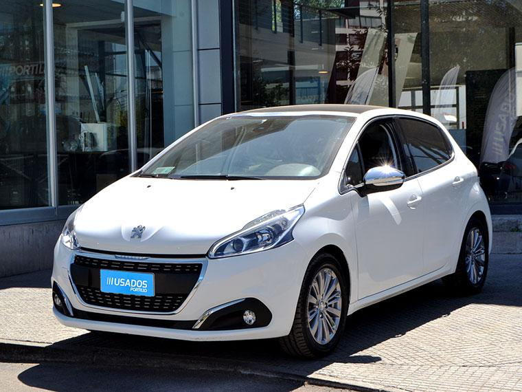 Peugeot 208 Allure Pack 1.6 Hdi 92hp 2017  Usado en Automotriz Portillo