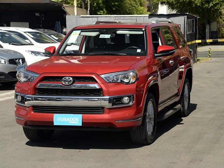 Toyota 4 Runner Ltd 4.0 Aut 2016  Usado en Automotriz Portillo