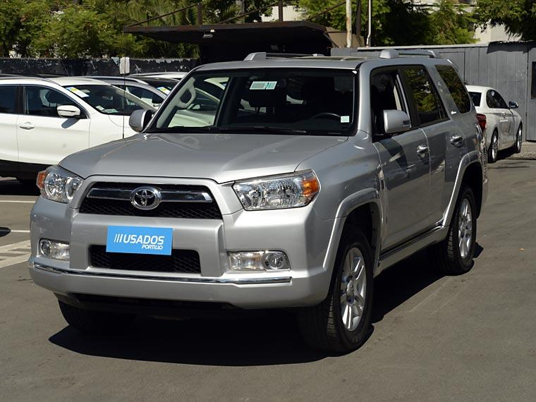 Toyota 4runner Limited 4x4  4.0 At 2013  Usado en Automotriz Portillo