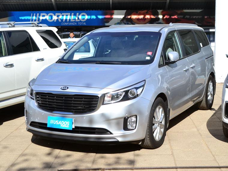 Kia Grand Carnival Ex 3.3 At 2016  Usado en Automotriz Portillo