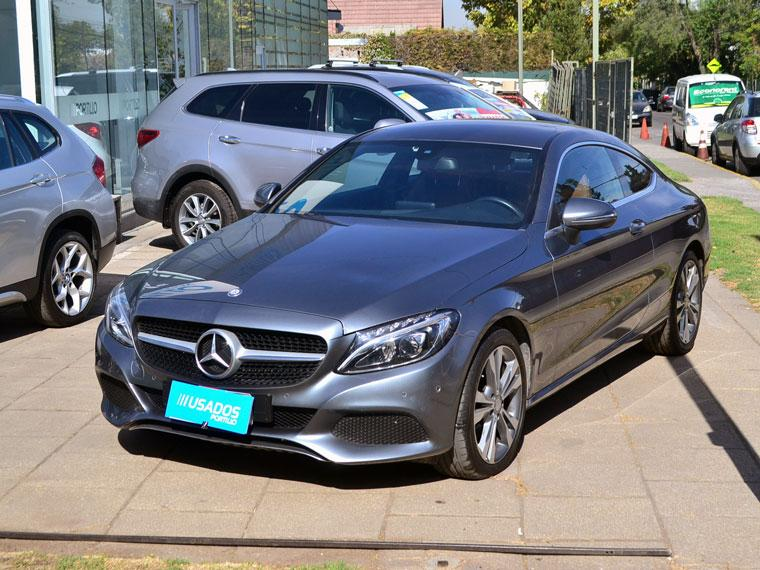 Mercedes benz C200 Coupe 2016  Usado en Automotriz Portillo