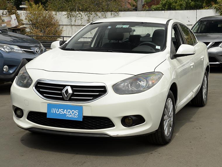 Renault Fluence Expression 2.0 2014  Usado en Automotriz Portillo