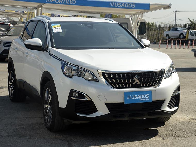 Peugeot 3008 3008 Active Bluehdi 1.6 2017  Usado en Automotriz Portillo
