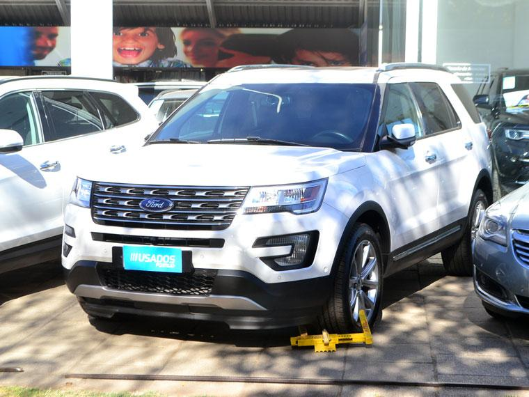 Ford Explorer Ltd 4x4 2.3 Aut 2018  Usado en Automotriz Portillo
