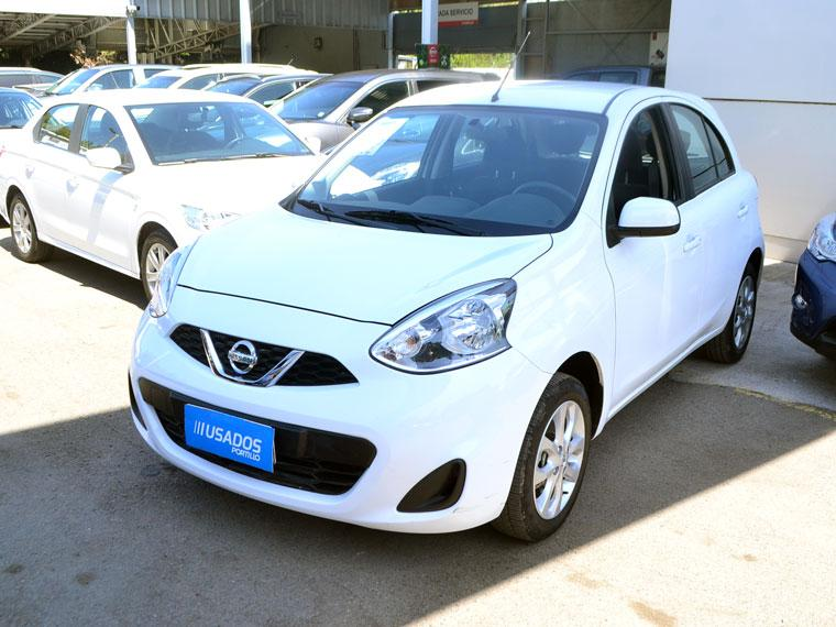 Nissan March  March Sport Sense 1.6 2017  Usado en Automotriz Portillo