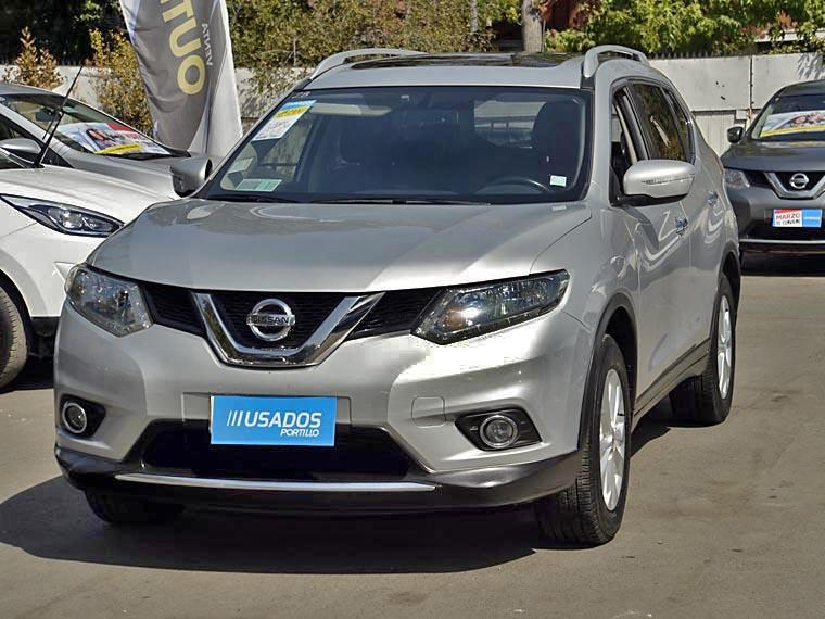 Nissan X-trail Advance   2.5  Aut 2015  Usado en Automotriz Portillo