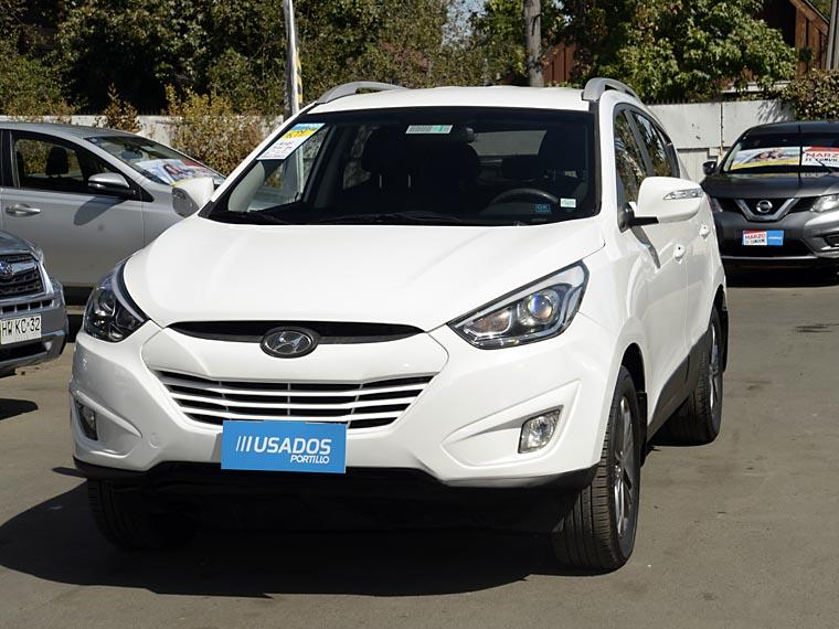 Hyundai New Tucson Gl 4wd 2.0 At 2014  Usado en Automotriz Portillo