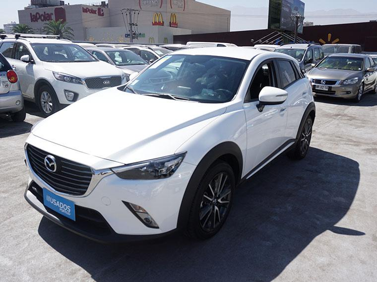 Mazda All New Cx 3 Gt 4x4 2.0 Aut 2017  Usado en Automotriz Portillo