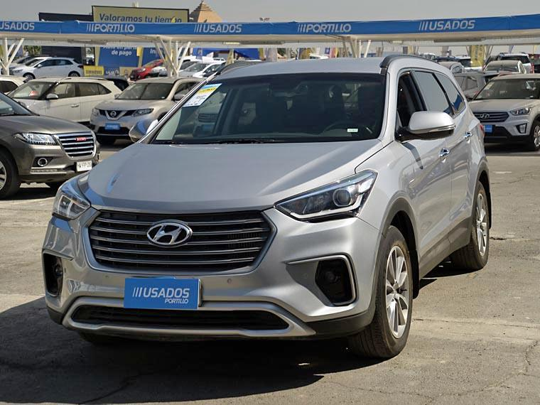 Hyundai Grand Santa Fe Crdi Gls 4wd 2.2 At 2018  Usado en Automotriz Portillo