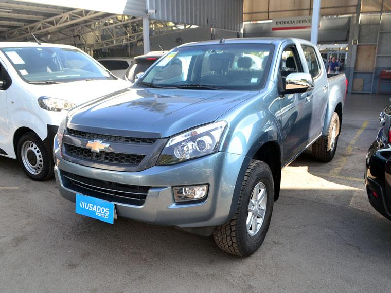 Chevrolet D Max Ii 4wd 2.5 At 2015  Usado en Automotriz Portillo