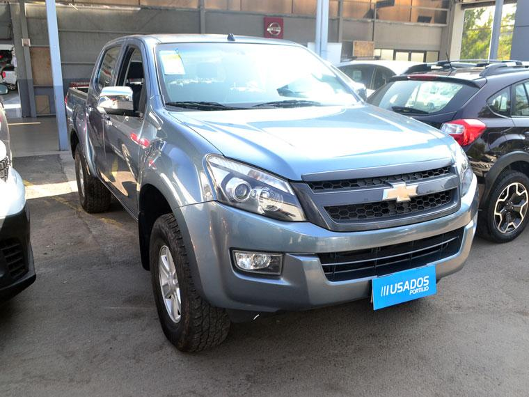Chevrolet D-max  D Max Ii 4wd 2.5 At 2015  Usado en Automotriz Portillo