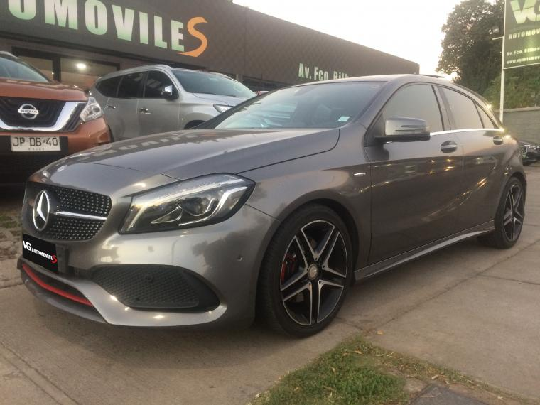 Mercedes benz A 250  Look Amg At 2.0 2016  Usado en Auto-Usado