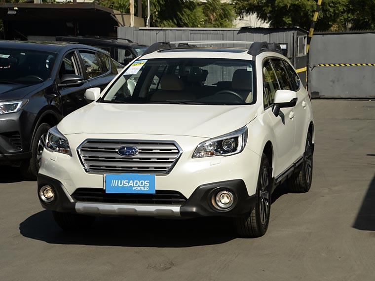 Subaru All New Outback Ltd Cvt 2.5 I 2018  Usado en Automotriz Portillo