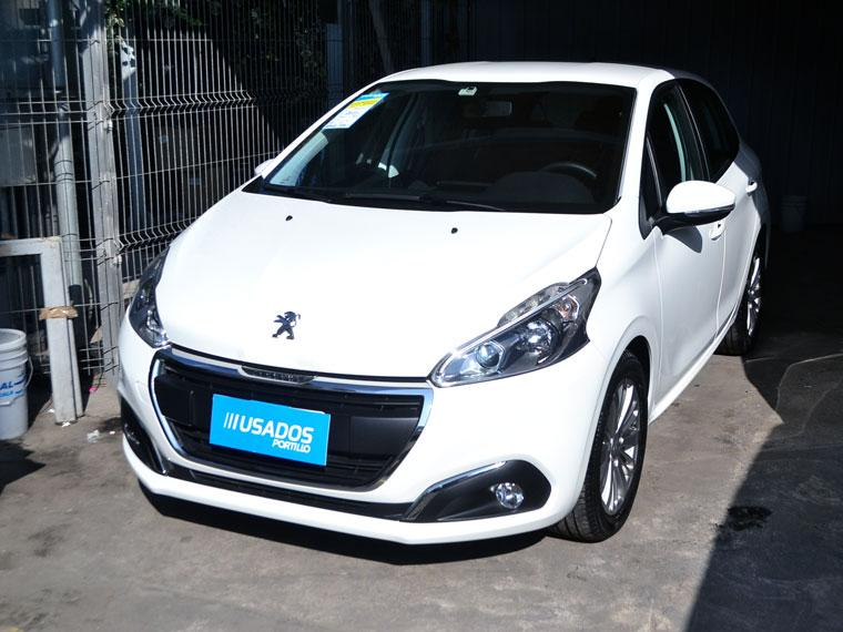 Peugeot 208 Active Bluehdi 1.6 2019  Usado en Automotriz Portillo