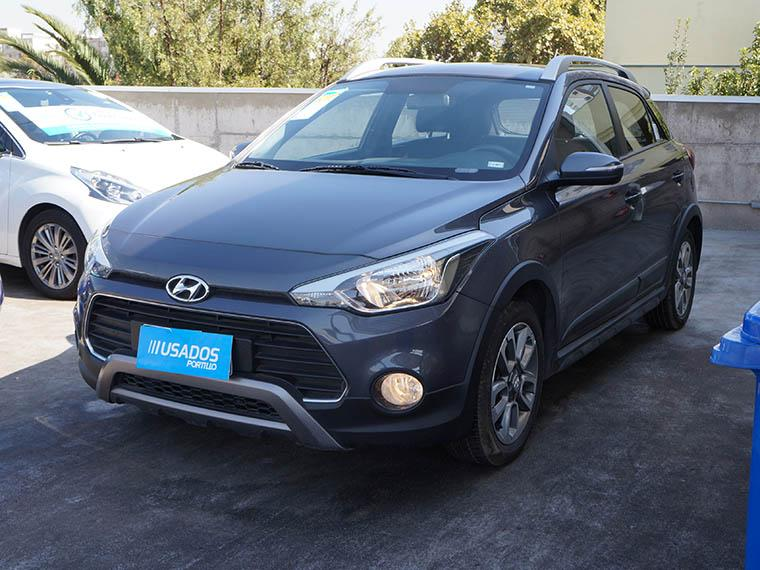 Hyundai I20 Active Hb Gl 1.4 At 2018  Usado en Automotriz Portillo